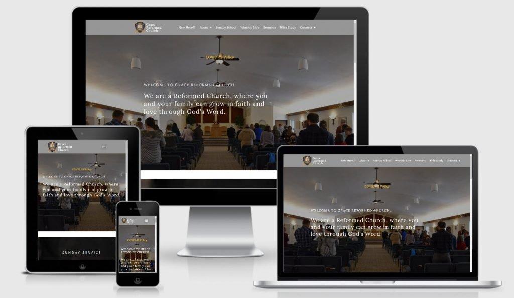 Non-profit website developement
