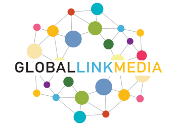 Global Link Media Logo Design-02